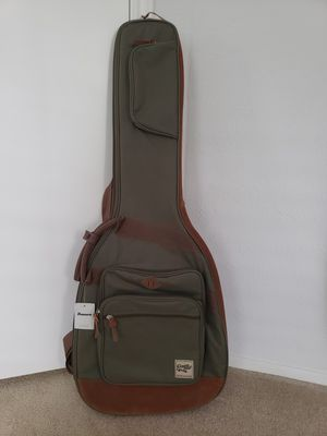 Nwt Ibanez Powepad guitar cig bag moss green for Sale in Austin, TX