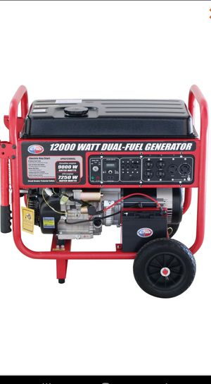 Brand new 12,000 watt generator with delivery for Sale in Hialeah, FL