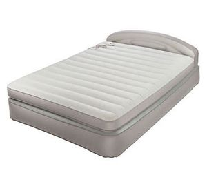 Aerobed air mattress queen with headboard for Sale in Ashburn, VA