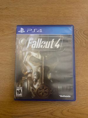 Fallout 4 PS4 for Sale in Columbus, OH