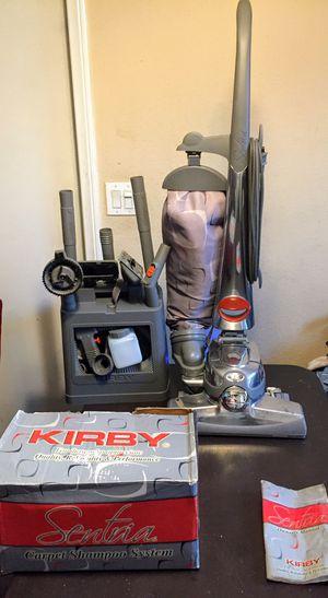 KIRBY SENTRIA VACUMM for Sale in San Bernardino, CA
