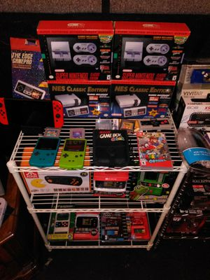Consoles, Nintendo variety for Sale in Houston, TX