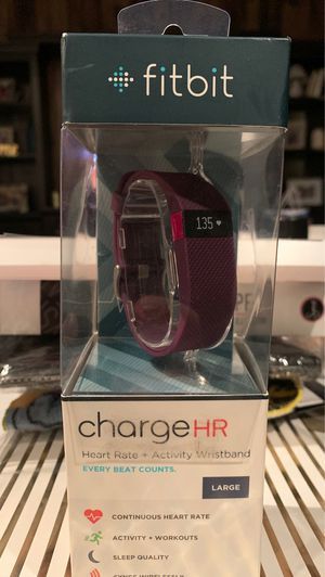 Fitbit Charge HR for Sale in La Puente, CA