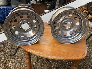 Chrome wheels for Sale in Hedgesville, WV
