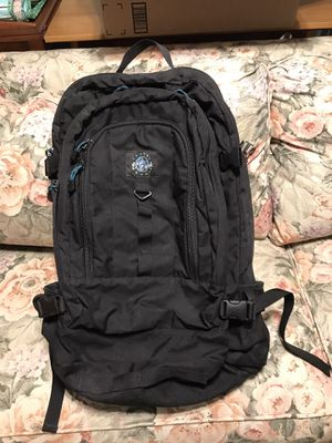 Eagle Creek backpack, high end heavy duty, black, sold new for $179.00 for Sale in Glendale, AZ