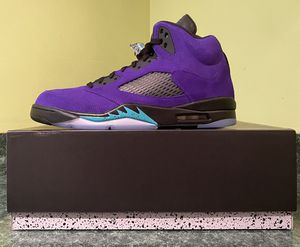 Jordan 5 Retro Alternate Grape Size 13 for Sale in Troy, MI