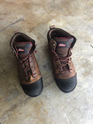 Dickies Work Boots. Steel toe. Size 14 for Sale in LAKE CLARKE, FL
