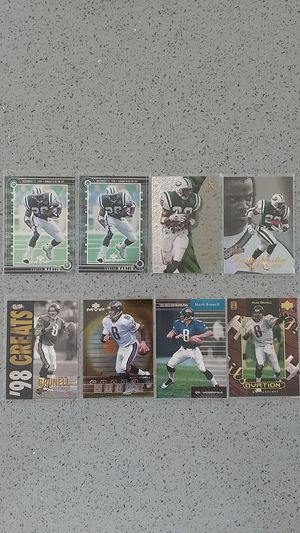 Curtis Martin/ Mark Brinell football cards for Sale in South San Francisco, CA