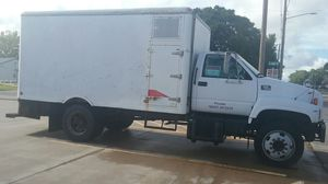 1997 GMC 7500 series box truck for Sale in Lindsborg, KS
