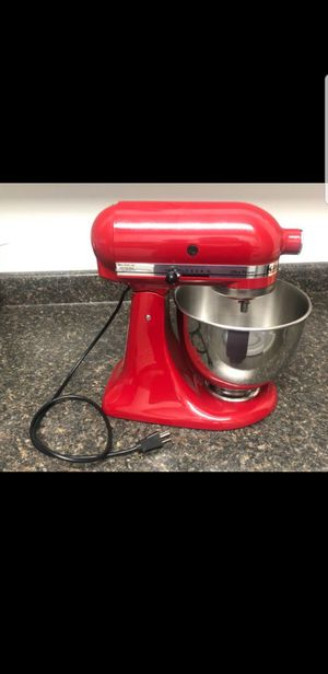 Kitchenaid mixer for Sale in West Springfield, VA