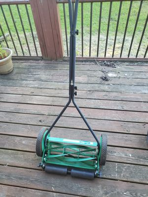 Scotts push mower for Sale in Mantua, OH