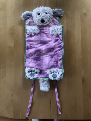"""American Girl Sleeping Bag made by Pottery Barn Kids for 18"""" Dolls for Sale in Long Grove, IL"""