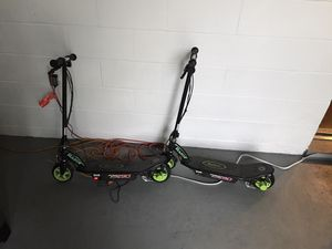 Electric scooters 2 for Sale in Wesley Chapel, FL