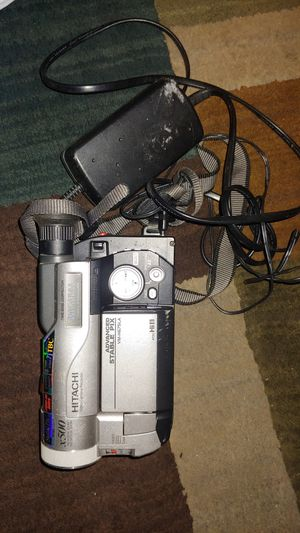 Hitachi camera x500 digital for Sale in Perris, CA