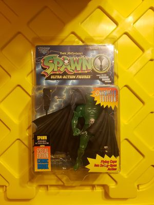 Spawn special edition green variant, mcfarlane for Sale in Crystal City, MO