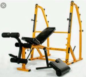 500 or best offer weights and bench for Sale in Lakeland, FL