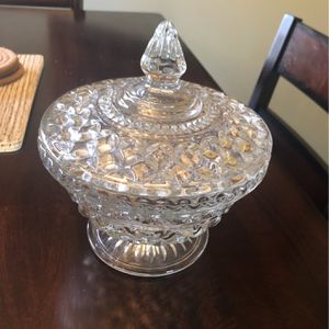 Candy Dish Glass for Sale in Odenton, MD