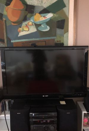 Sharp TV for Sale in Sunnyvale, CA
