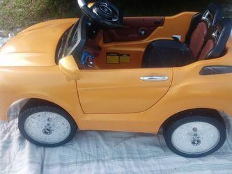 12 V Kids Electric Remote Control Riding Car for Sale in Frostproof,  FL