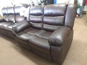 Sofa reclining Loveseat for Sale in Glendale, AZ