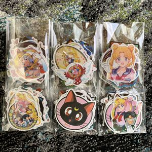 50 Pack of Sailor Moon Stickers for Sale in New Orleans, LA