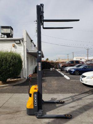 Electric Stacker Forklift- EKKO EB12E for Sale in Phoenix, AZ