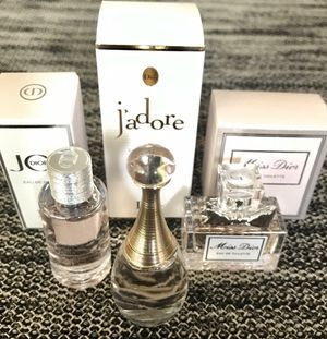 Dior. Joy, J'adore & Miss Dior for Sale in Alexandria, VA