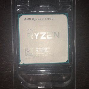 AMD Ryzen 3 2200G for Sale in San Jose, CA