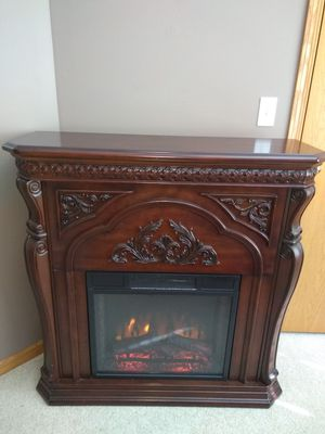 Decorative Fireplace Heater for Sale in Algonquin, IL