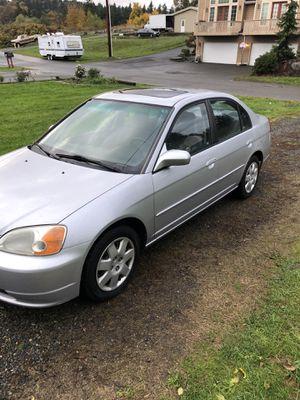 2001 Honda Civic EX for Sale in Auburn, WA