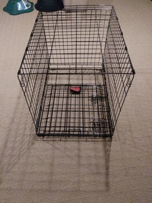 Medium Wire Dog Crate for Sale in Reisterstown, MD