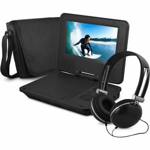 Portable DVD Player, Headset, and Case for Sale in Minneapolis, MN