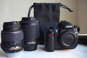 Nikon D5000 *Camera Bundle* for Sale in La Mirada, CA