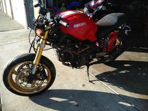 05 Ducati parts bike for Sale in Garden Grove, CA