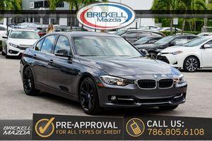 2015 BMW 3 Series for Sale in Miami, FL