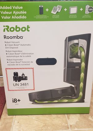 New Unopened iRobot Roomba i8+ Model 8550 for Sale in Garrison, MD