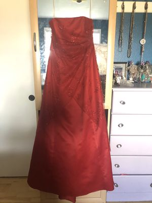 Red prom dress for Sale in Vancouver, WA