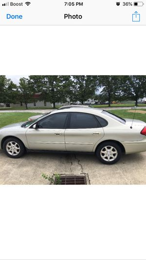 2006 Ford Taurus sel for Sale in Westerville, OH