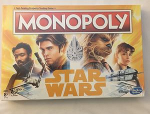 Star Wars Monopoly - NEW! for Sale in Miramar, FL