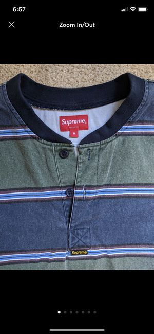 Striped Supreme shirt for Sale in Wilsonville, OR