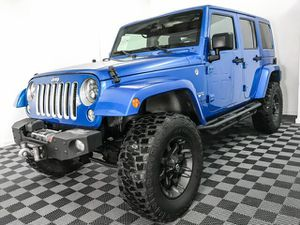 2016 Jeep Wrangler Unlimited for Sale in Tacoma, WA