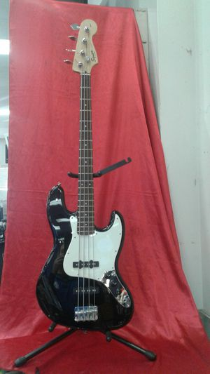 Squier J Bass Guitar for Sale in Waterbury, CT