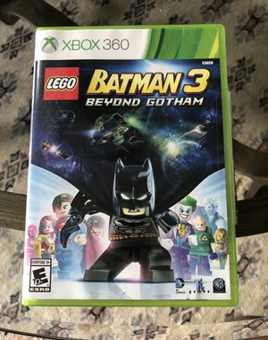 LEGO Batman 3 Xbox 360 for Sale in Coppell, TX