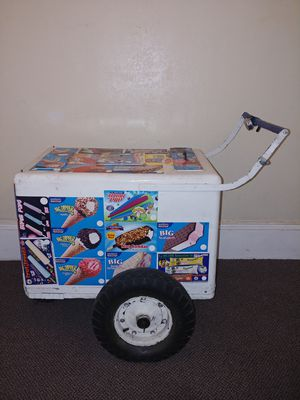 Ice cream cart for sale for Sale in San Diego, CA