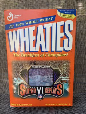 Wheaties Collection 13 boxes unopened for Sale in Portland, OR