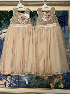Brand new flower girl dresses for Sale in Anaheim, CA