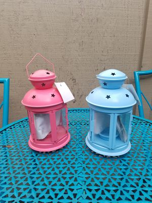 Brand new Ikea Garden tea light lanterns for Sale in Fairview, OR