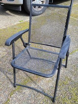 Folding Metal Chairs for Sale in Issaquah,  WA