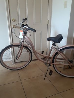 KENT bicycle 7 speed (bayside) light pink for Sale in Laredo, TX
