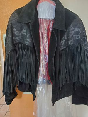 CHIA woman's leather jacket for Sale in Antioch, CA